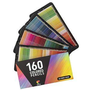 Comprueba Las Opiniones De Lapices De Colores Profesional 160. Elige Con Criterio