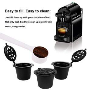 ¿buscas Capsulas De Cafe Nespresso Recargables Con Descuento Mejor Precio De Internet