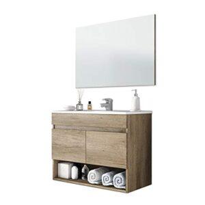 Comparativas Muebles De Baño Con Lavabo Y Espejo Para Comprar Con Garantía