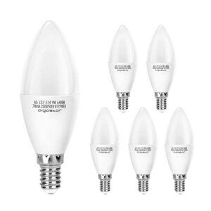 Mejores Comparativas Bombillas Led E14 Luz Fria 9w Para Comprar Con Garantía
