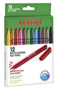 Lee Las Opiniones De Rotuladores Punta Fina 12 Colores. Selecciona Con Criterio