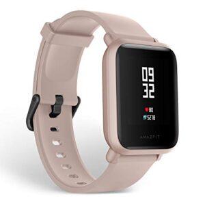 Mejores Comparativas Relojes Inteligentes Mujer Xiaomi Amazfit Si Quieres Comprar Con Garantía
