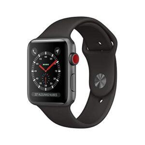 ¿buscas Apple Watch Series 3 42 Mm Nike Con Descuento El Mejor Precio De Internet