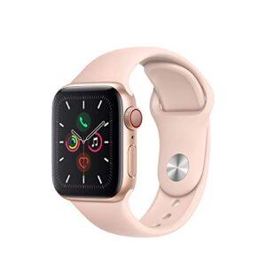 Comprar Apple Watch 5 40mm Cellular Con Envío Gratis A La Puerta De Tu Casa En España