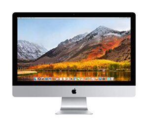 Comparativas Imac Reacondicionado Certificado Por Apple Si Quieres Comprar Con Garantía