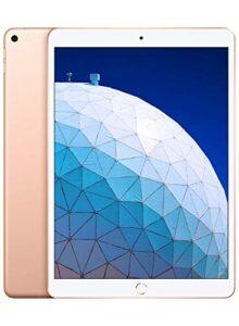 Ipad Air 2019 Oro Valoraciones Reales De Otros Compradores Este Mes