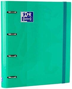 Mejores Comparativas Archivadores 4 Anillas Oxford Azul Pastel Si Quieres Comprar Con Garantía