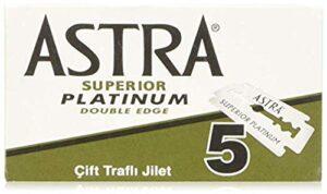 ¿necesitas Cuchillas De Afeitar Astra Platinum En Oferta El Mejor Precio De Internet