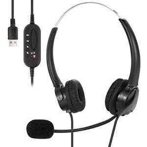 ¿buscas Auriculares Con Microfono Usb En Oferta Mejor Precio Online