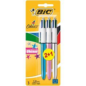 ¿buscas Boligrafos Bic Colores 4 En Oferta Mejor Precio De Internet