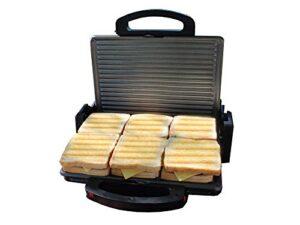 Comparativas Sandwicheras 4 Sandwich Placas Desmontables Si Quieres Comprar Con Garantía