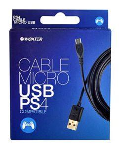 ¿necesitas Accesorios Ps4 Mando Cable Con Descuento El Mejor Precio De Internet