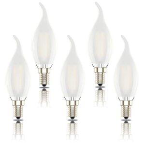 Ofertas Y Valoraciones De Bombillas Led E14 Vela Luz Calida