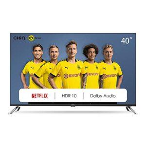 Mejores Comparativas Televisor 40 Pulgadas Smart Tv Si Quieres Comprar Con Garantía
