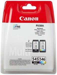 Comparativas Toner Canon 545 Y 546 Para Comprar Con Garantía