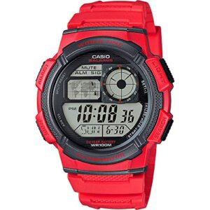 Comprar Relojes Digitales Hombre Rojo Con Envío Gratis A La Puerta De Tu Casa En Toda España
