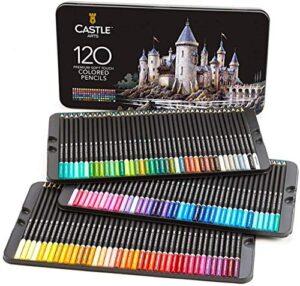 Ofertas Y Valoraciones De Lapices De Colores Profesional 120