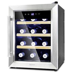 Los Mejores Chollos Y Valoraciones De Vinotecas 12 Botellas Cecotec