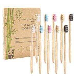 Comprueba Las Opiniones De Cepillos De Dientes De Bambú Cerdas Suaves. Selecciona Con Criterio