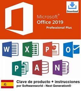 Comprar Microsoft Office 2019 Professional Con Envío Gratuito A Domicilio En Toda España