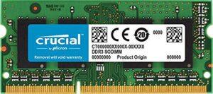 Mejores Comparativas Memoria Ram Ddr3 8gb Sodimm Si Quieres Comprar Con Garantía
