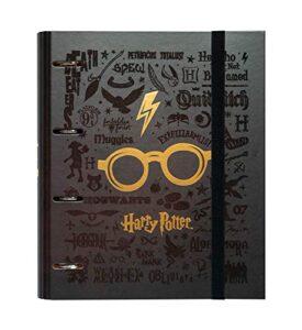 Comparativas Carpetas Anillas Harry Potter Si Quieres Comprar Con Garantía