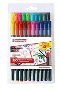Rotuladores Edding 1200 De Colores Valoraciones Reales Este Año