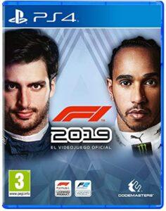 Comprar Juegos Ps4 Coches F1 Con Envío Gratuito A La Puerta De Tu Casa En España