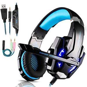 Comprar Auriculares Gaming Con Microfono Con Envío Gratis A Domicilio En España