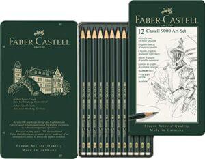 Comprueba Las Opiniones De Lapices De Dibujo Faber Castell. Selecciona Con Criterio