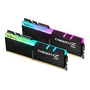 Mejores Comparativas Memoria Ram Ddr4 16gb 3200mhz Trident Para Comprar Con Garantía
