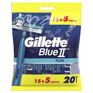 Chollos Y Opiniones De Cuchillas De Afeitar Gillette Desechables