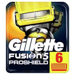 ¿buscas Cuchillas De Afeitar Gillette Fusion Proshield En Oferta El Mejor Precio De Internet