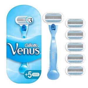 ¿necesitas Cuchillas De Afeitar Mujer Venus Recambios Con Descuento El Mejor Precio Online