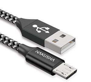 Chollos Y Valoraciones De Cable Usb Micro Usb Carga Rapida