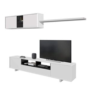 Comparativas Muebles De Salon Blancos Para Comprar Con Garantía