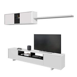 Lee Las Opiniones De Muebles De Salon Modernos Blanco. Elige Con Sabiduría