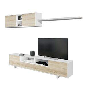 Los Mejores Chollos Y Valoraciones De Muebles De Salon Tv Blanco