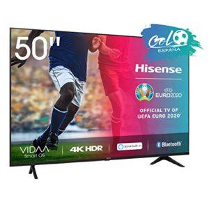 Comparativas Televisores Smart Tv 50 Pulgadas 4k Si Quieres Comprar Con Garantía