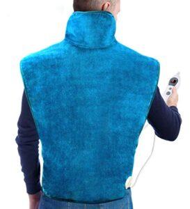 ¿necesitas Mantas Electricas Espalda Y Cuello En Oferta Mejor Precio En Internet