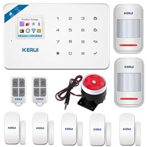 Comparativas Alarmas Para Casa Con Camara Wifi Y Gsm Si Quieres Comprar Con Garantía