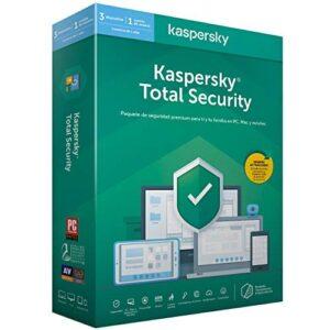 Descuentos Y Opiniones De Antivirus Kaspersky Total Security