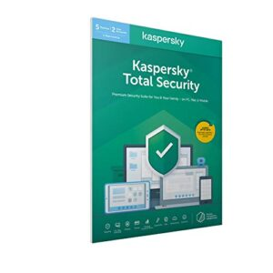 ¿buscas Antivirus Kaspersky Total Security 2020 Con Descuento El Mejor Precio Online