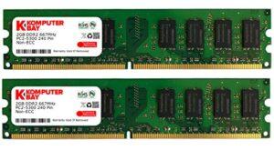 Comprar Memoria Ram Ddr2 4gb 667 Con Envío Gratuito A La Puerta De Tu Casa En Toda España