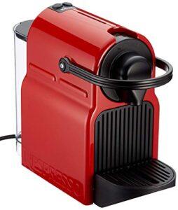 ¿buscas Cafeteras Nespresso Roja Con Descuento La Mejor Oferta Online
