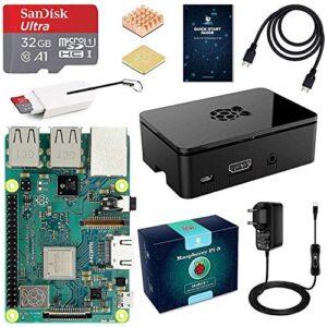 Raspberry Pi 3 B Kit Valoraciones Verificadas Este Año
