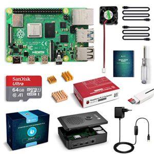 Comprar Raspberry Pi 4 4gb Kit Oficial Con Envío Gratis A La Puerta De Tu Casa En España