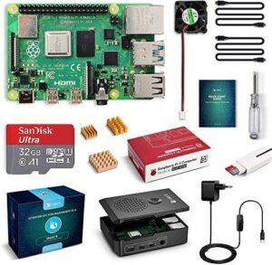 ¿necesitas Raspberry Pi 4 Kit Baratos Mejor Precio En Internet