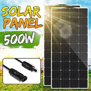 Comparativas Paneles Solares Flexibles 500w Si Quieres Comprar Con Garantía