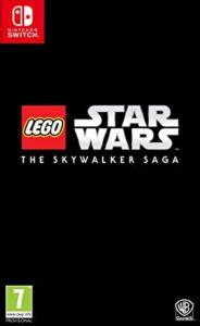 Los Mejores Chollos Y Valoraciones De Juegos Nintendo Switch Lego Star Wars